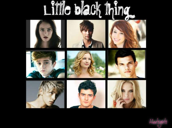 My little black thing