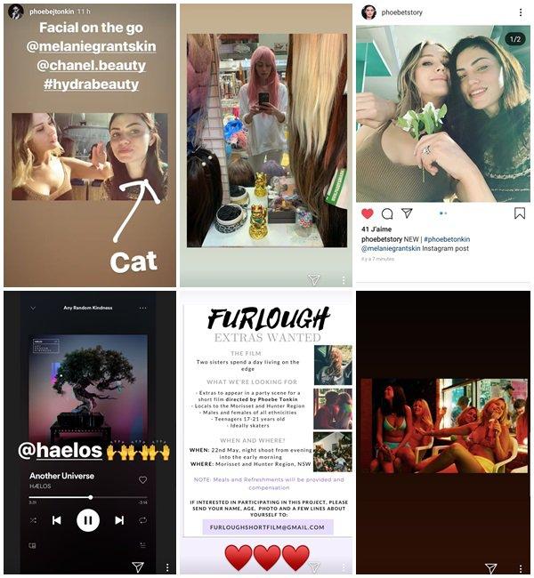 7 Mai 2019 - Phoebe était au Instyle and Audi Women of Style Awards