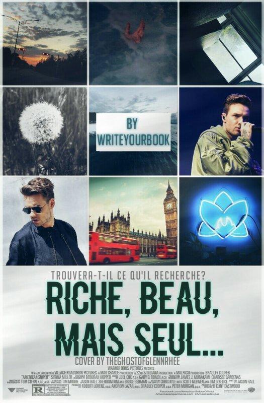 Second fanfiction #RicheBeauMaisSeul