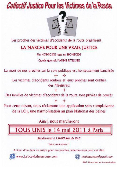 La Marche du 14 Mai 2011
