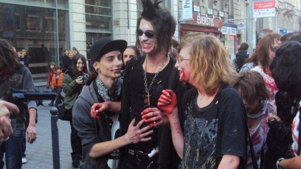 Zombie Walk !  ~