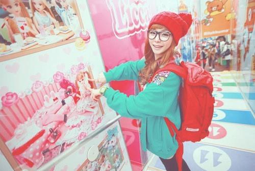 Mode : Coréenne
