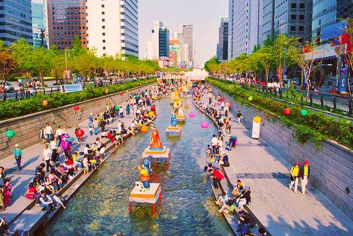 Corée du sud 2 : Seoul 1: présentation et Jung-gu
