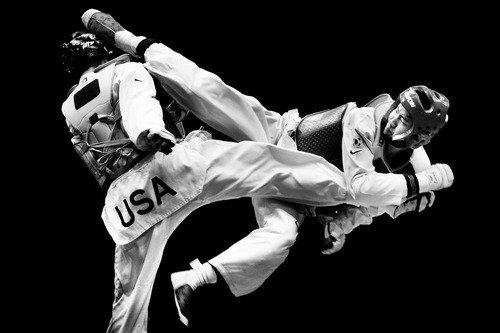 traditions 2 : Taekwondo et autres arts martiaux