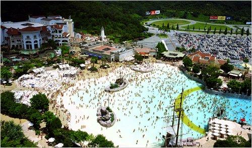 Corée du sud 9 : Parcs d'attractions