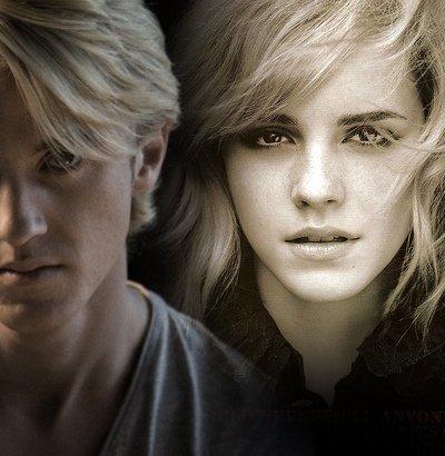 Drago+Hermione