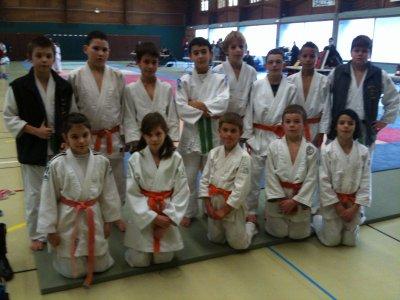 club judo albertville