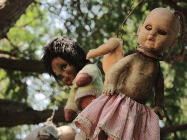 L'île aux poupées