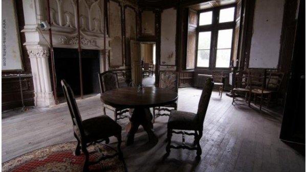Le chateau de Fougeret