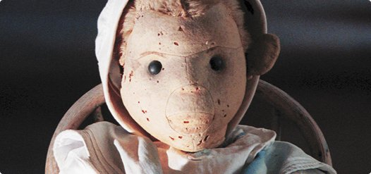 Robert alias Chucky, la poupée tueuse