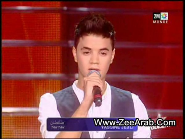 « The Voice » : Yassine devient Yann'Sine et fait craquer le public