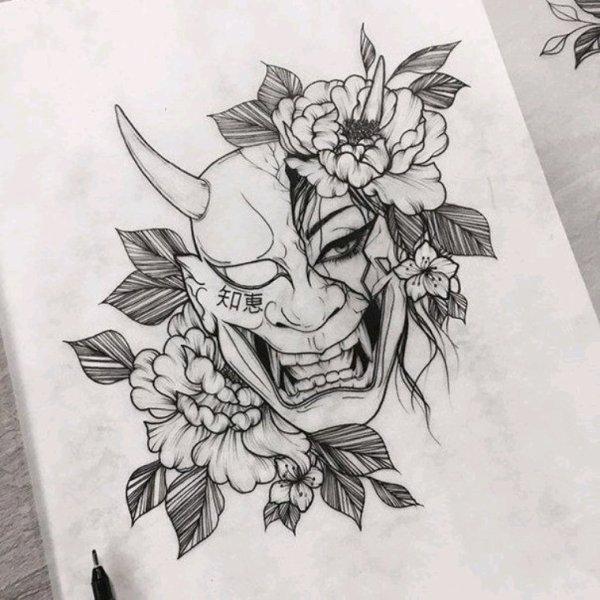Nouveau projet tatouage