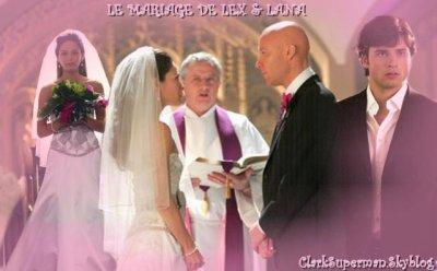 °°montage du mariage de Lex...