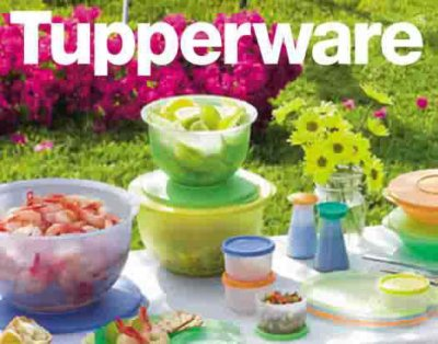 Réunion TUPPERWARE !!!