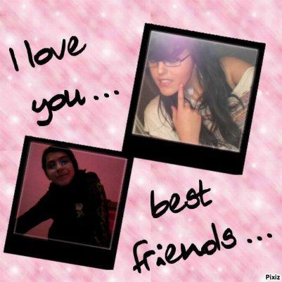 Meilleure amie & Moi (L) <3 ...