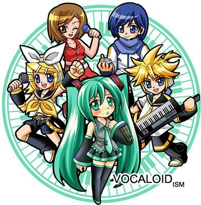 Vocaloid... C'est quoi?