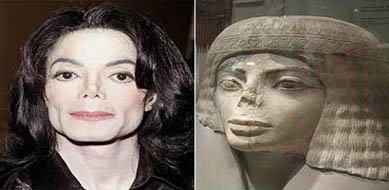 Michaël Jackson, réincarnation d'une femme égyptienne ?