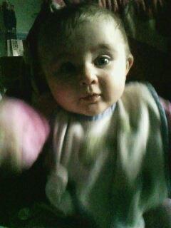 voila ma petite nièce chérie