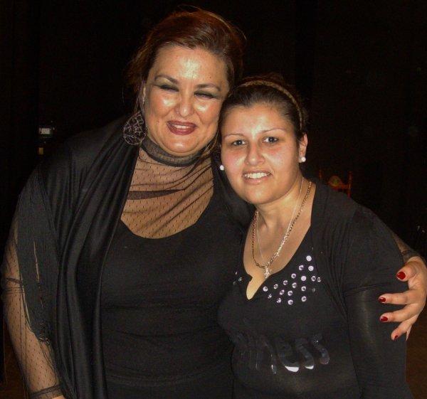 Au concert flamenco