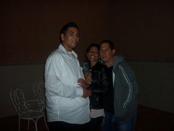 El moucho le bilou et sa femme