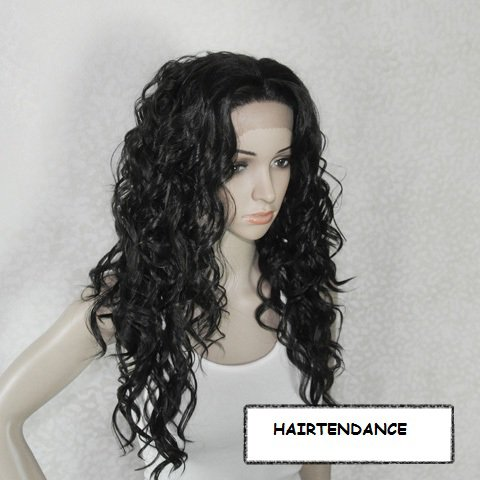 Lace front chatain N°2