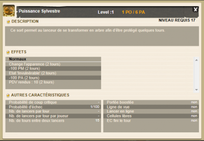 Le Combo 'Sac Sylvestre' par Hypernokros :)