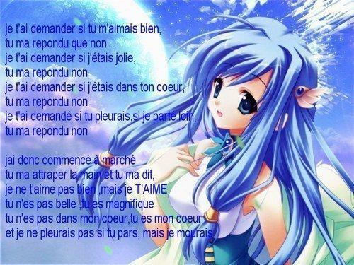 message pour les filles :)