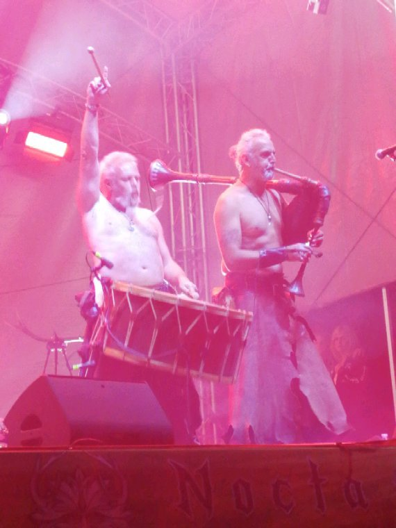 Prima Nocta en photos festival het Lindeboom 23 juillet 2021
