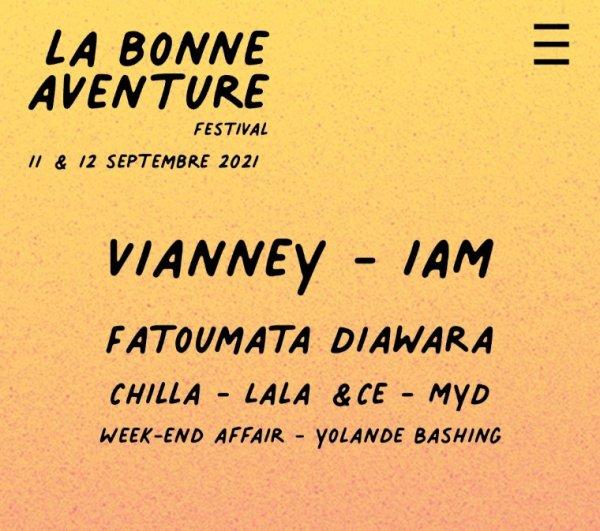 Festival de la bonne aventure