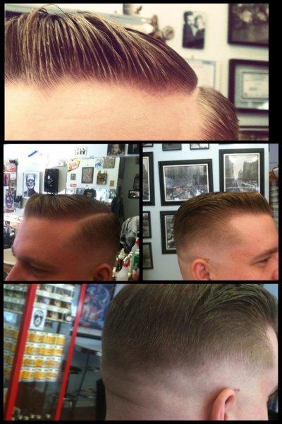 Ma prochaine coupe de cheveux !