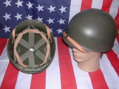 Sous casque plastique complet liner type americain us ww2 blog sous casque identique aux sous casques americains de la seconde guerre mondiale avec laeration lavant altavistaventures Choice Image