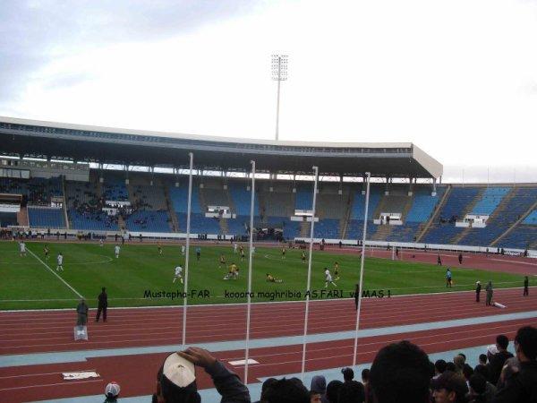 FAR Rabat (1-1) MAS Fès , 18/12/2010
