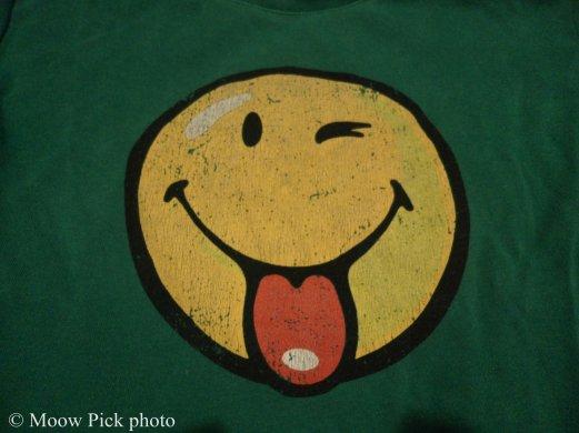 Tee Shirt Smille