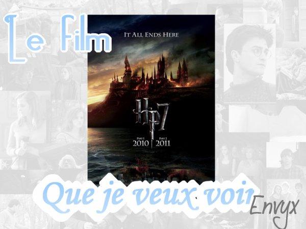 Article 4 : Je veux voir . . .  Harry Potter & les reliques de la mort