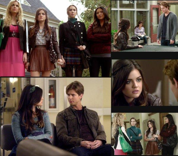 Stills de l'episode 2x23 'Eye of the Beholder'