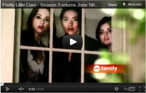 La saison 3 de pretty little liars arrive bientôt !