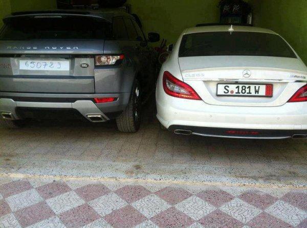 ---------------------les deux mon voiture les tres bellle ♥♥ mémé ♥♥