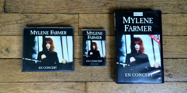 • EN CONCERT (1989)