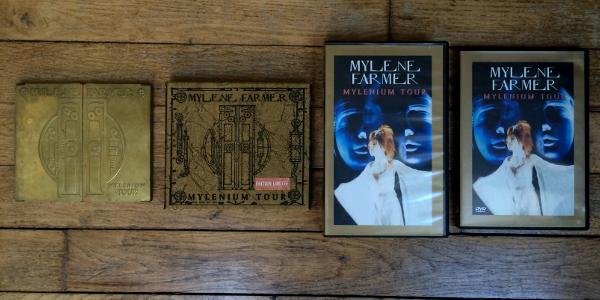• MYLÈNIUM TOUR (2000)