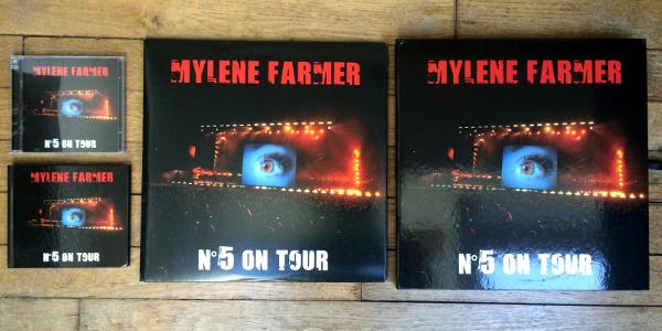 • N°5 ON TOUR (2010) & STADE DE FRANCE (2010)