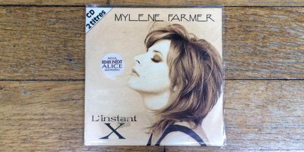 • L'INSTANT X (1995)