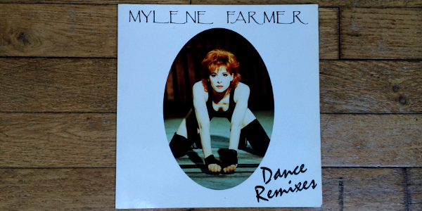 • DANCE REMIXES (1992)