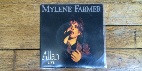 • ALLAN 'LIVE' (1989)
