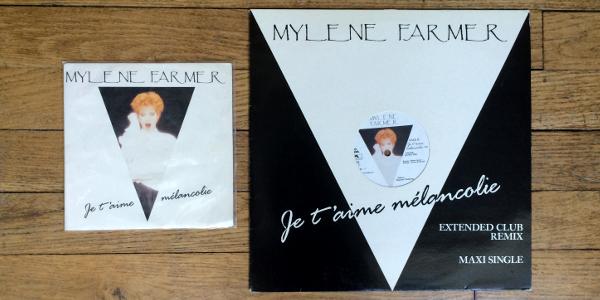 • JE T'AIME MÉLANCOLIE (1991)