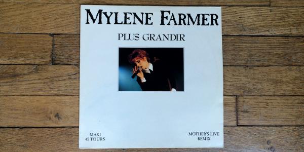 • PLUS GRANDIR 'LIVE' (1990)