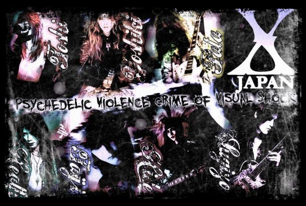 FanFiction n°1(1/3) - Psychedelic Violence, Crime Of Visual Shock - Partie 1.