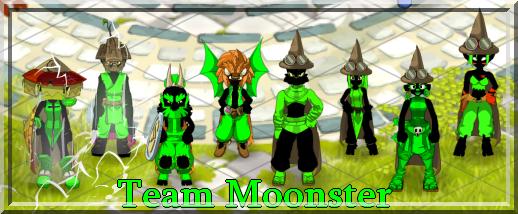 Présentation de la Moonster-Team !