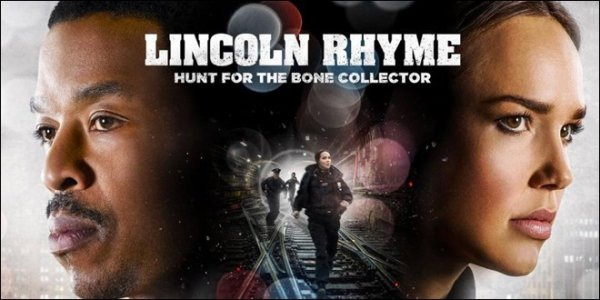 Russell Hornsby est Lincoln Rhyme
