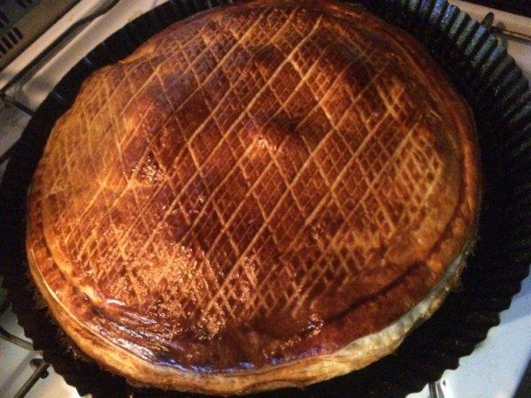 "Dessert "" Galettes des rois frangipane """