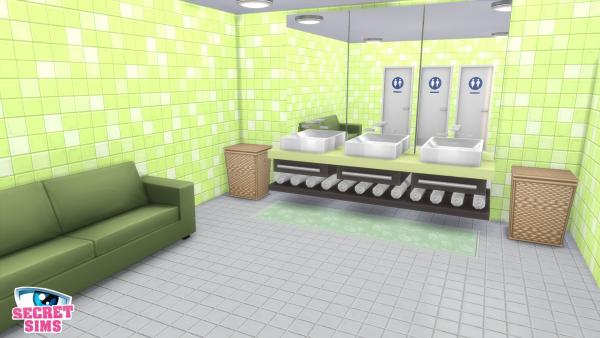 Secret Sims - Prime 1 - Partie 1